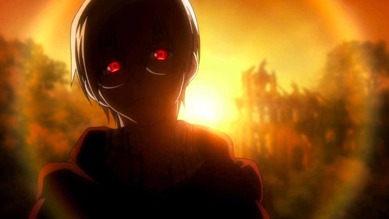 Pin On Anime Kekkai Sensen