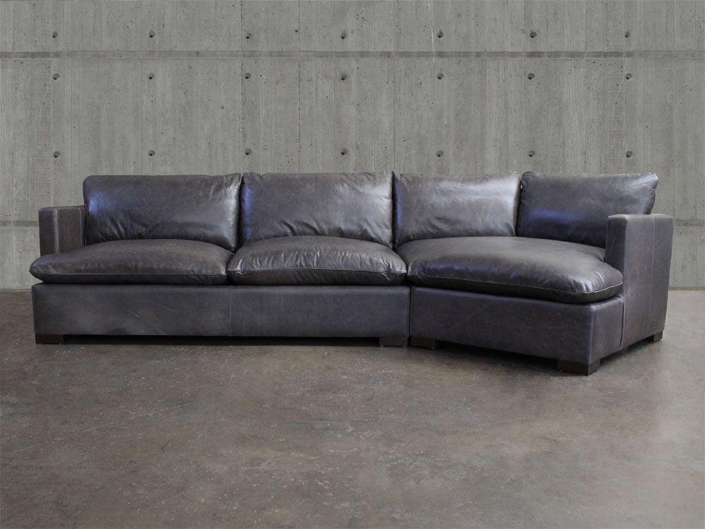 Pleasing Plush Comfort With Contemporary Leather Furniture Styling Creativecarmelina Interior Chair Design Creativecarmelinacom
