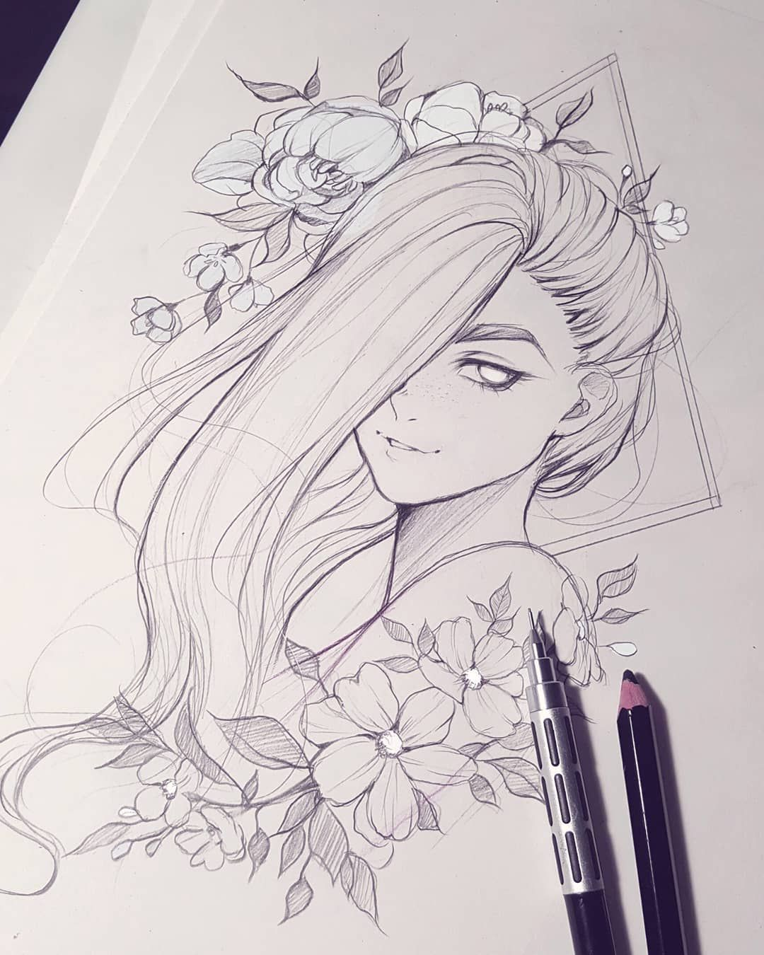 By D00miino Art Anime Drawings Sketches Cool Art Drawings
