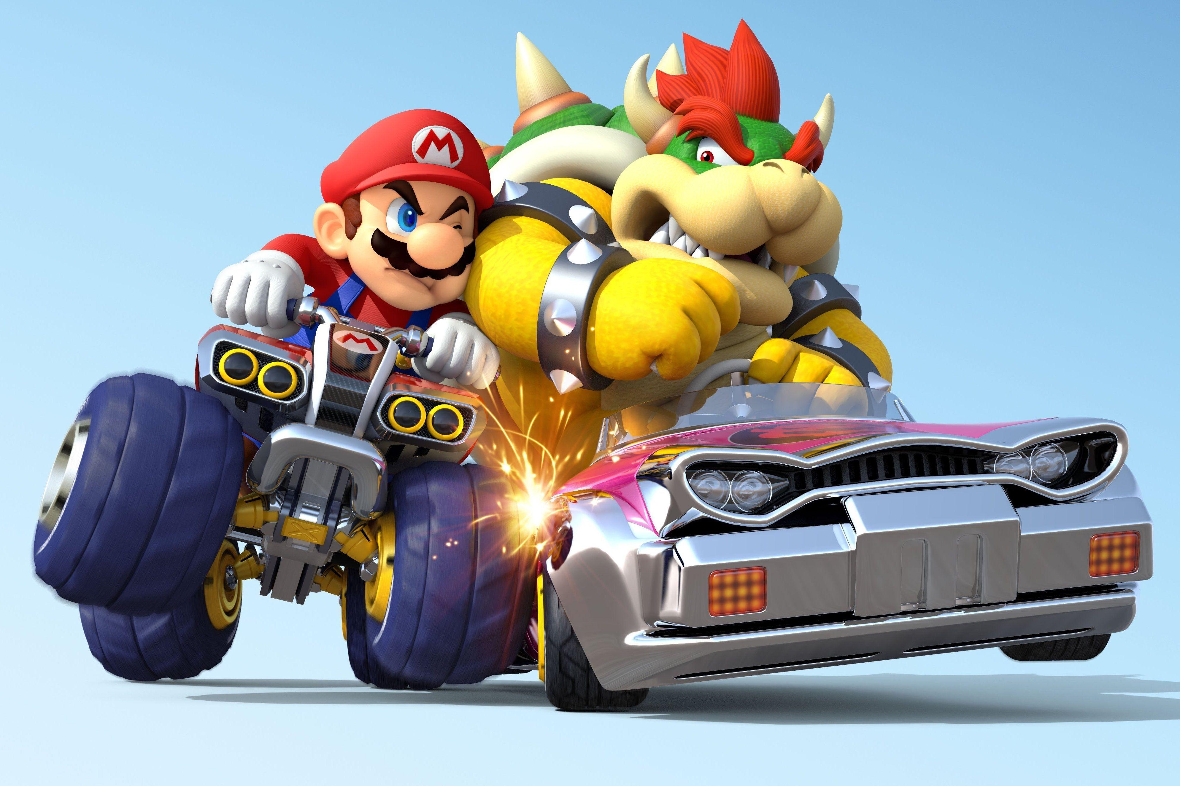 Mario Kart Mario Kart 8 Mario Bros