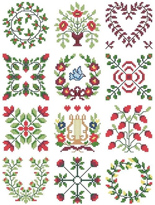 How To Get Free Hand Embroidery Designs Cross Stitch Stitch And