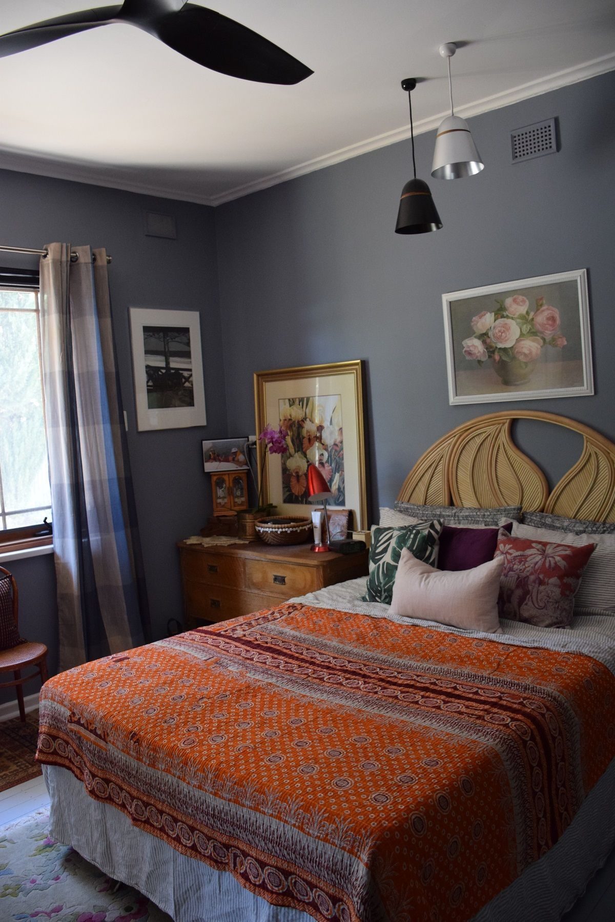 Our Scandi Boho Bedroom Makeover Boho bedroom, Bedroom