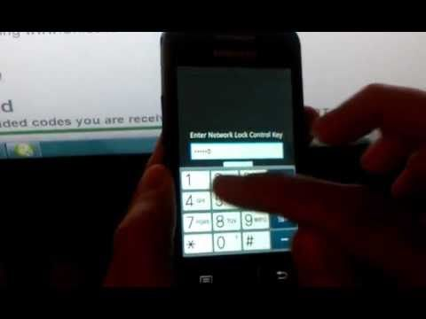 Permanent Unlocking For Your Samsung Galaxy Ace 2 I8160.   www.unlockcode4u.com