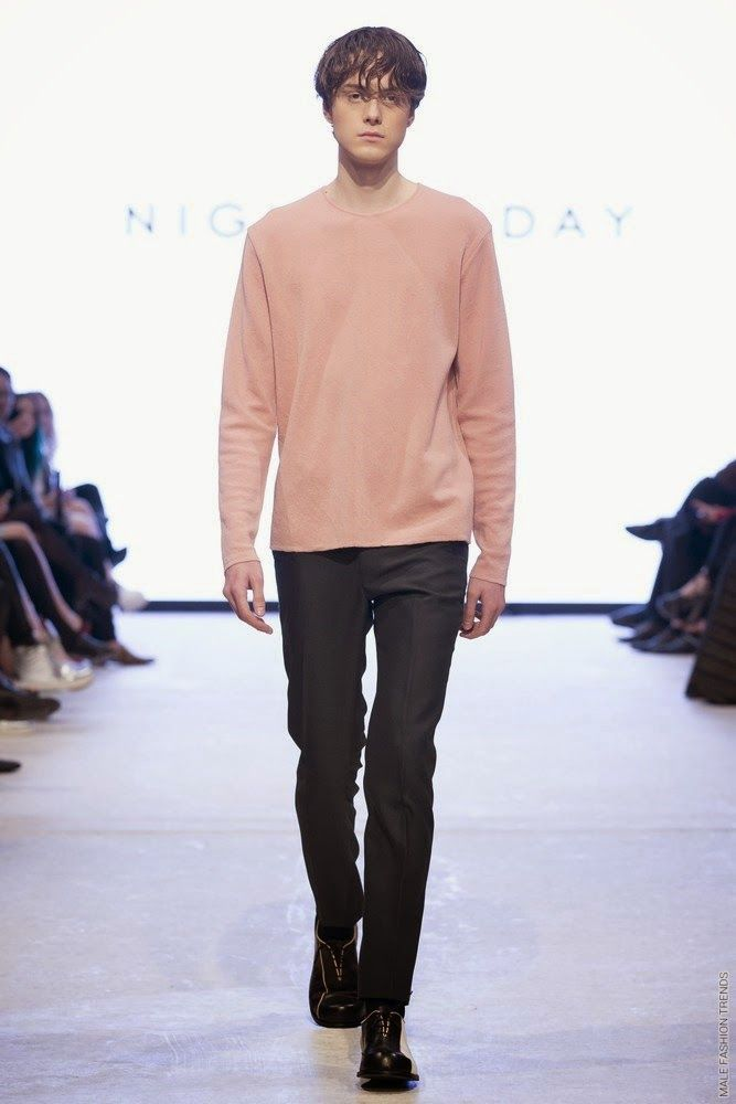 NIGHT X DAY FALL/WINTER 2015 - VANCOUVER FASHION WEEK #Menswear #Trends #Moda Hombre #Tendencias