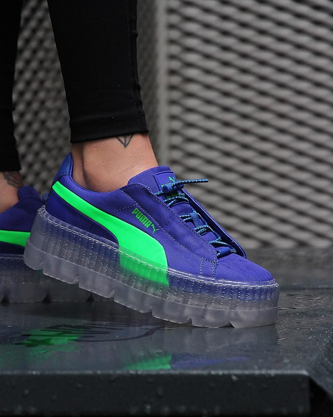 Rihanna x PUMA Fenty Cleated Creeper Surf