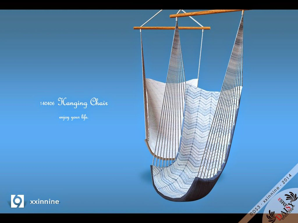 My Sims 3 Blog: Hanging Chair by Xxinnine | Sims 4, Sims ...