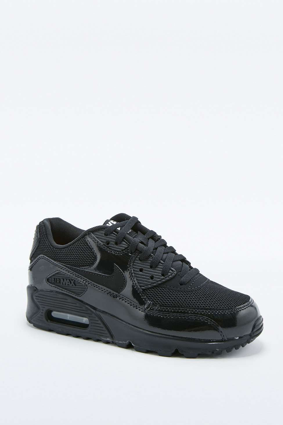Nike Air Max 90 Premium Black Trainers