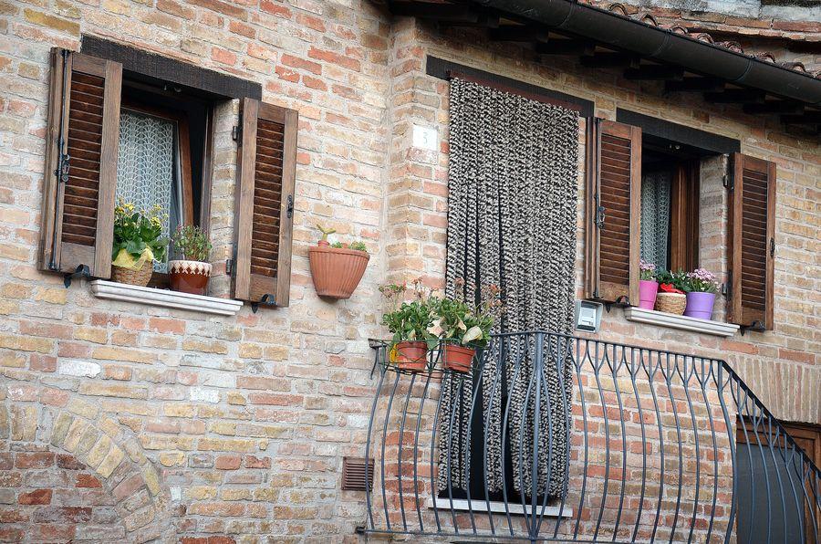 Casa tipica italiana