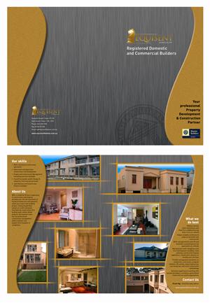 Builders Brochure Design Pdf Free Design Templates