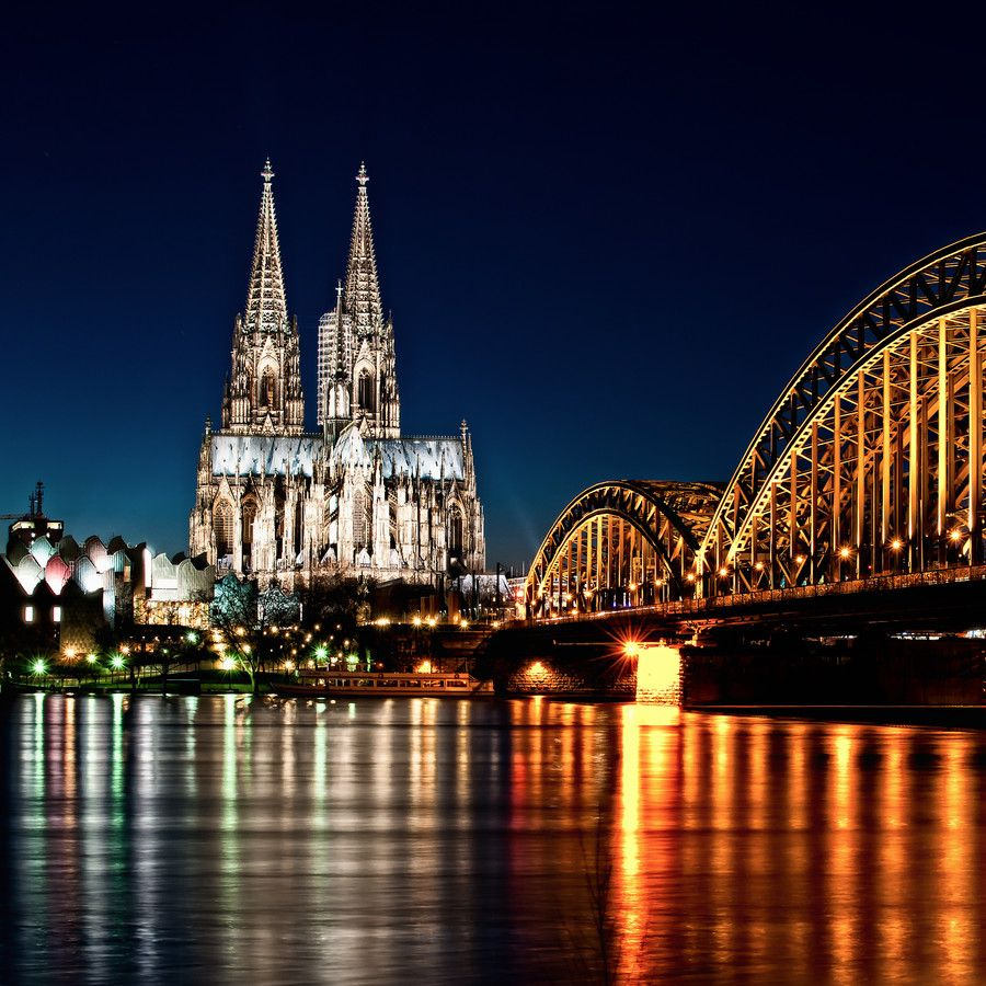 I Want To Visit Germany In German: Places I Liked Going Or That I Want To