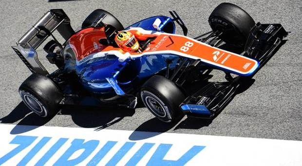 Kecepatan Mobil F1