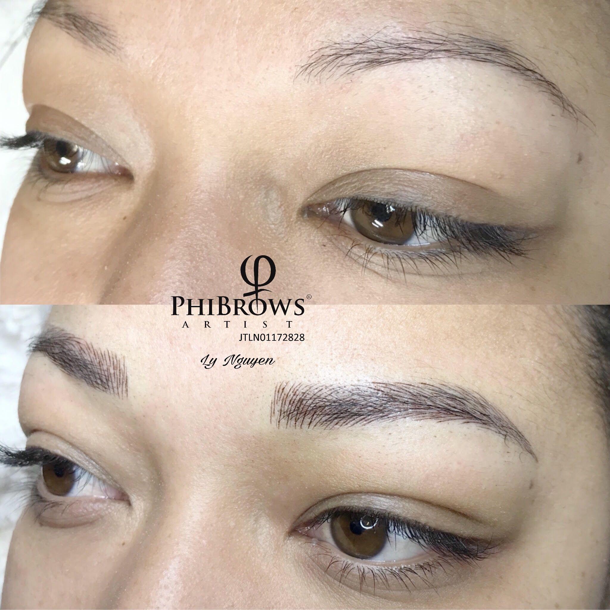 Microblading Permanent Makeup Microblading, Eyebrows
