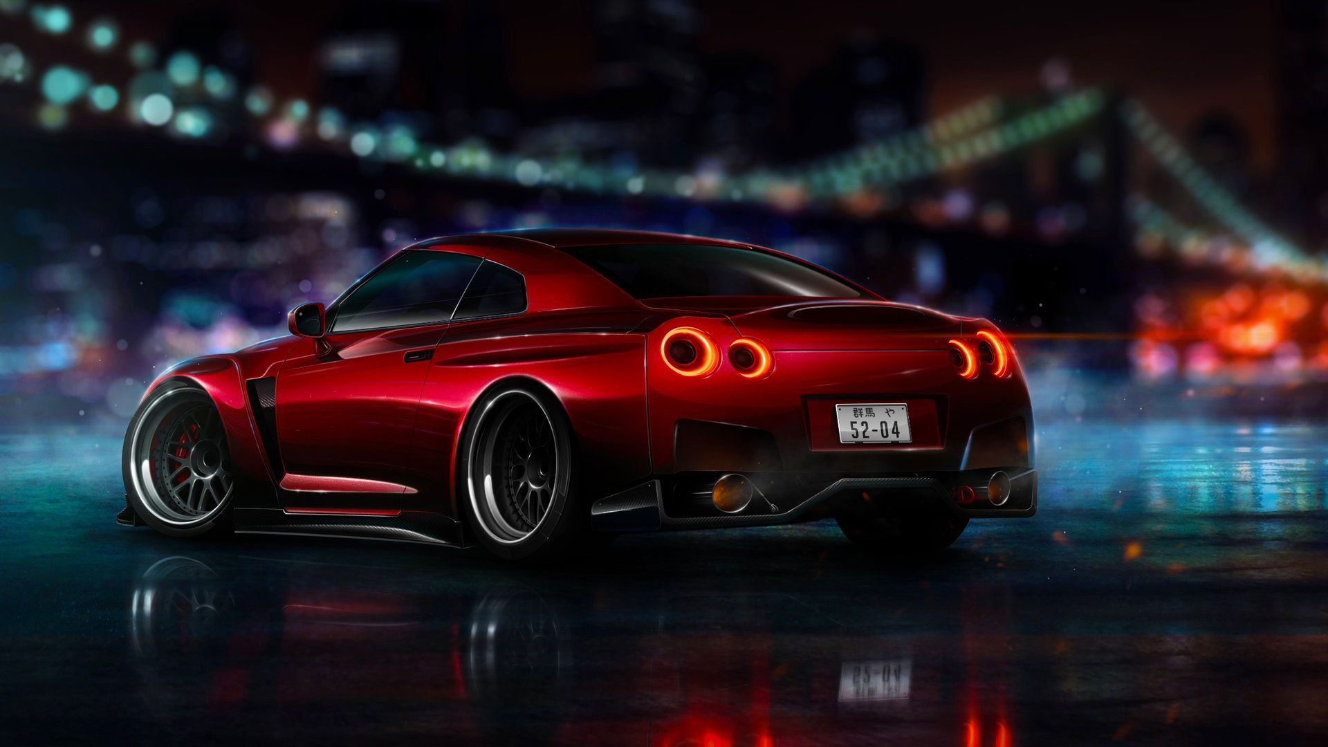 Marvelous Gtr Wallpaper Nissan Gtr R Wallpapers Hd Wallpaper