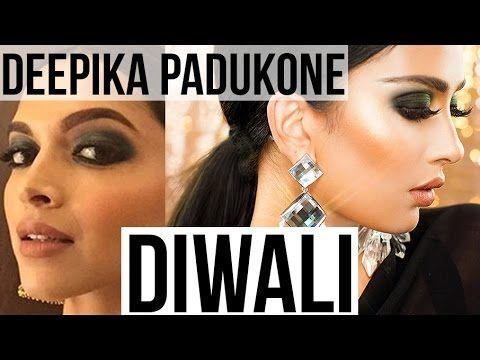 Green Smokey Eye | Deepika Padukone Diwali Inspired Makeup ...