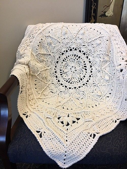 Mini Sophie Baby Blanket - Free Pattern (Beautiful Skills - Crochet ...