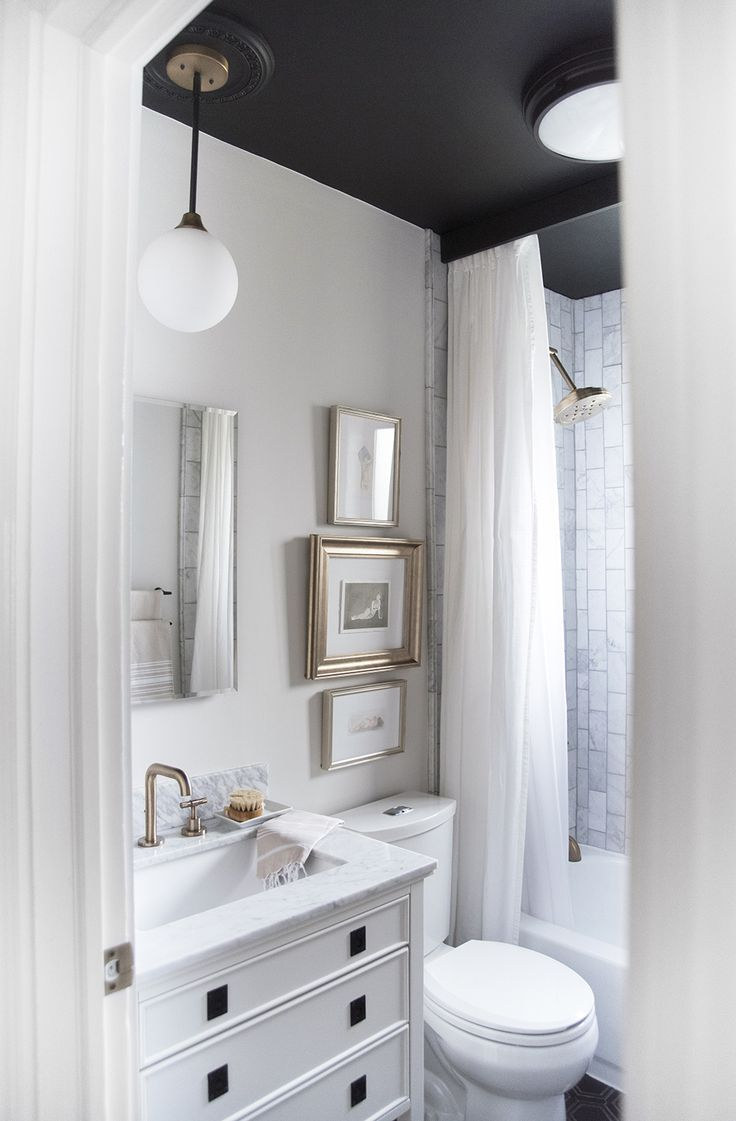 The Bathroom : One Room Challenge – Room Reveal | Tuesday, Room and ...
