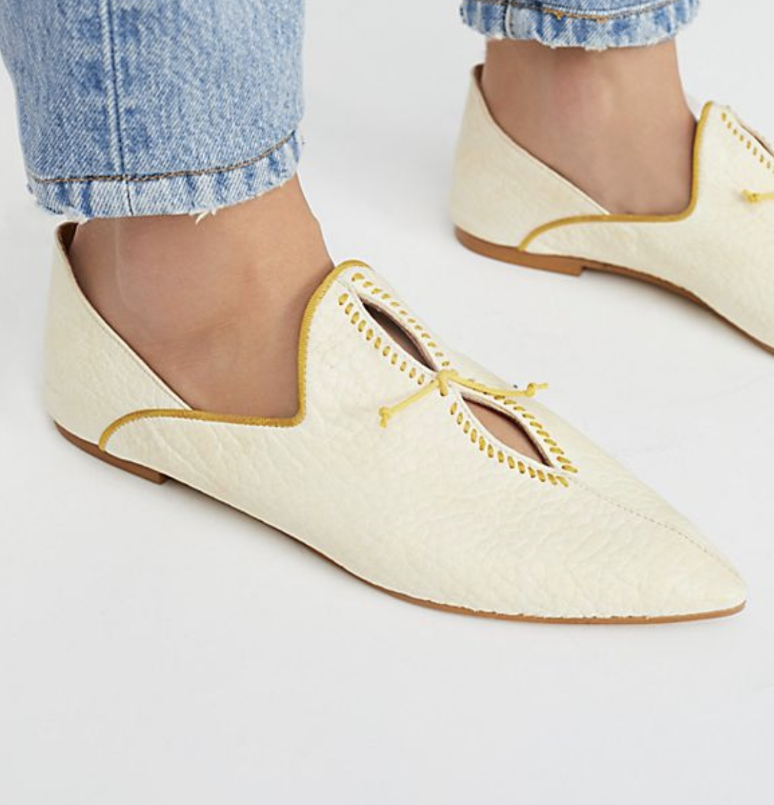 80% off Anthropologie Shoes - Anthropologie Oxford Suede