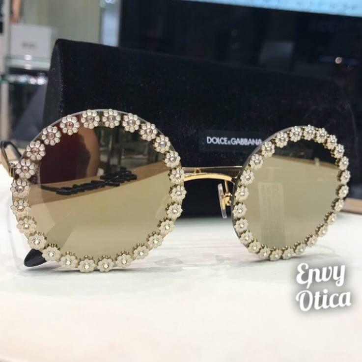 51e175d578794 Amor a primeira vista Dolce   Gabbana 2173 New Daisy Disponível na   EnvyOtica do Shopping