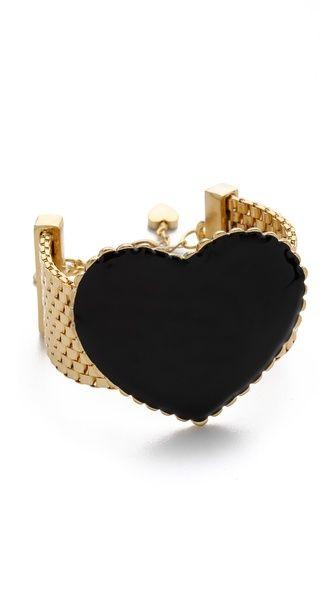 tuleste market Heart Bracelet