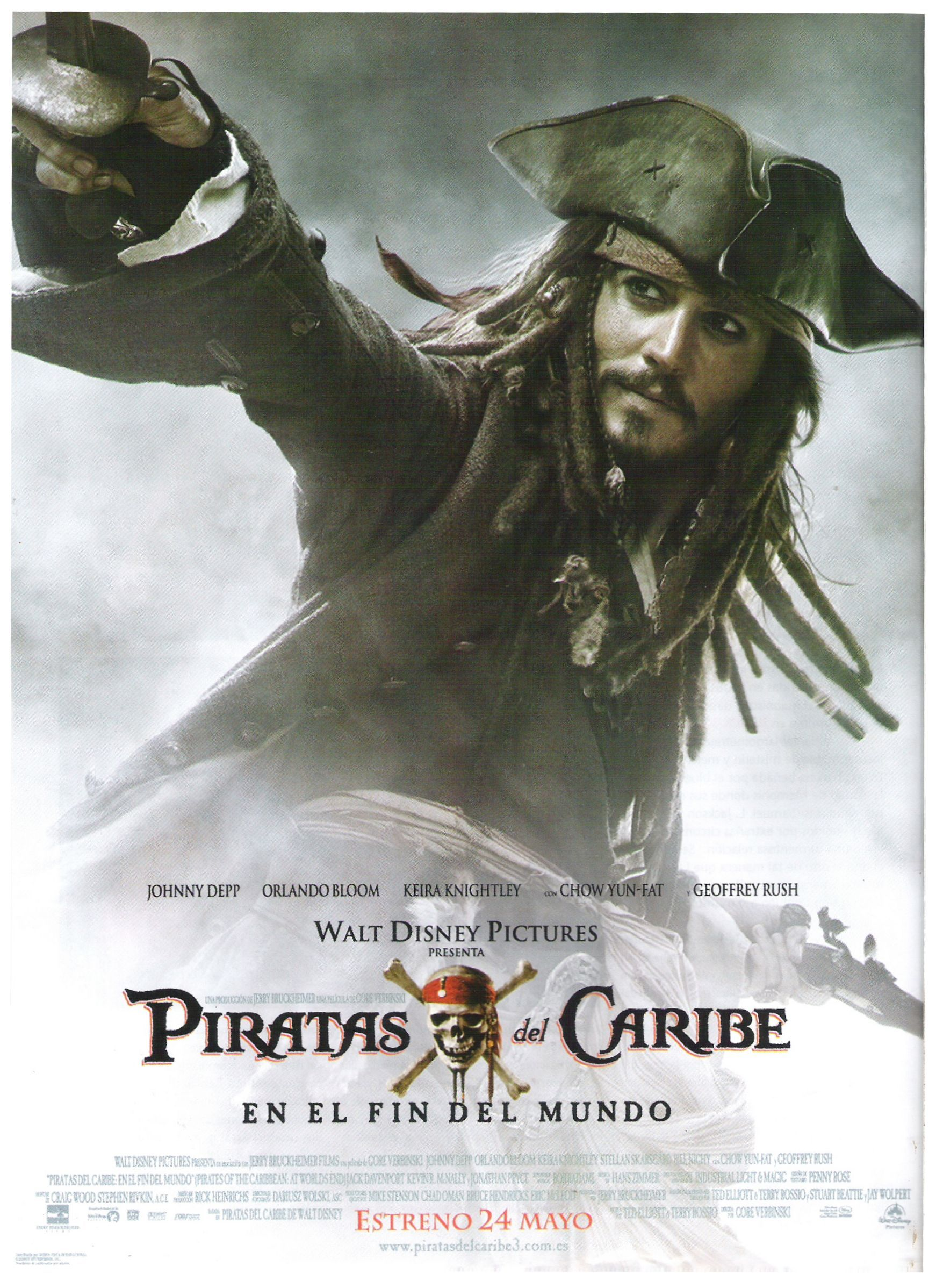 Piratas del Caribe 3 | movieshdkiss