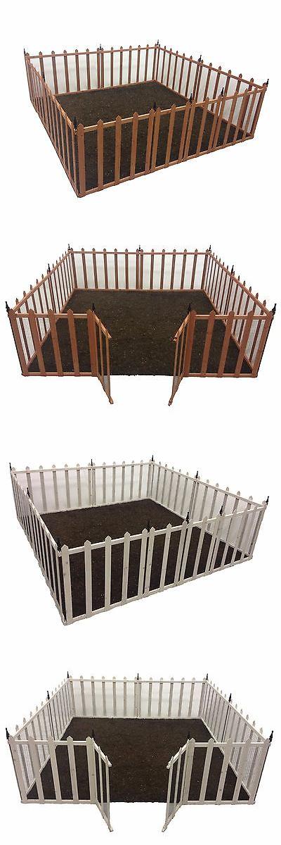 Fence Panels 139946: Terra Garden Fence Gf 2 Gf 4, 32 Feet