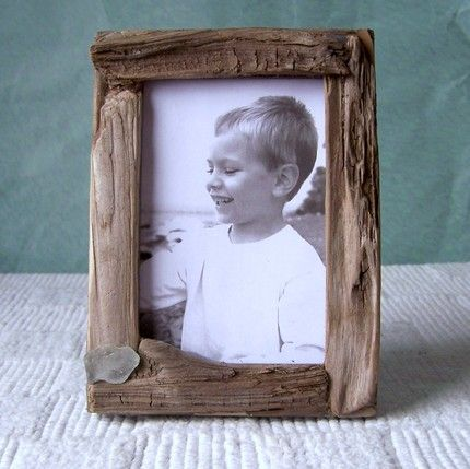 driftwood framea great way to take home vacation memories