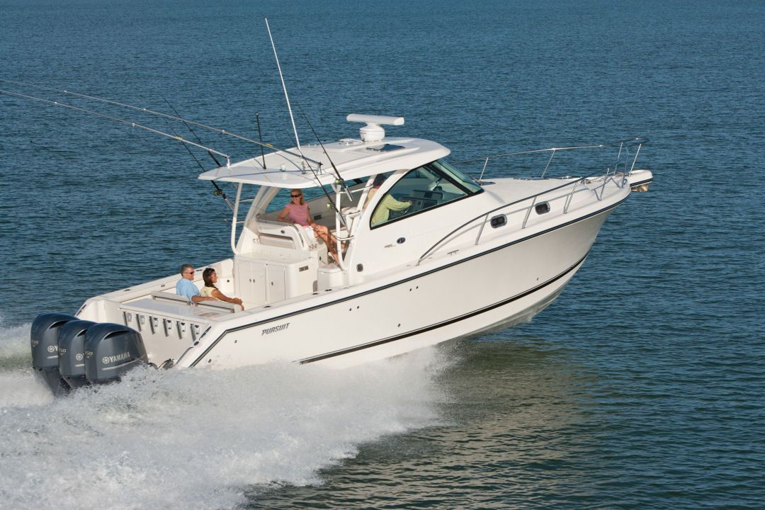 Boat Inspiration For Professional Fisherman Shoot