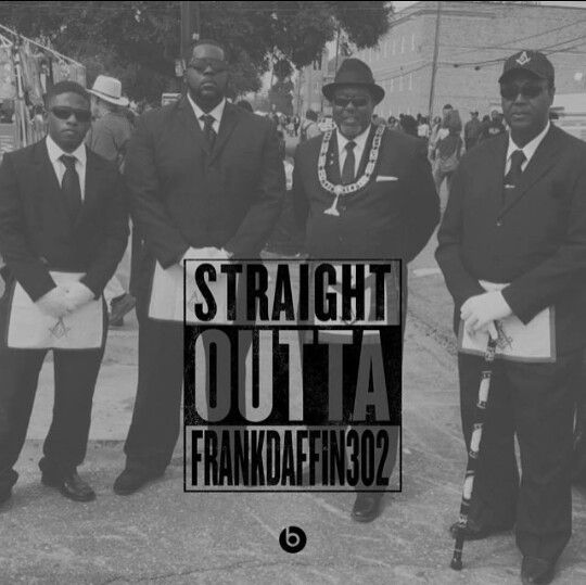 Saraland Alabama: Frank Daffin #302 Prince Hall Affiliated Saraland, AL. /G
