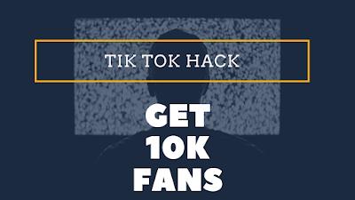 Get Free Tik Tok Followers And Like Use This Tool And Get Like And Followers Tik Tok Free Followers On Instagram How To Get Followers Get Instagram Followers