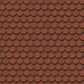 Textures Texture Seamless Clay Roof Tile Texture
