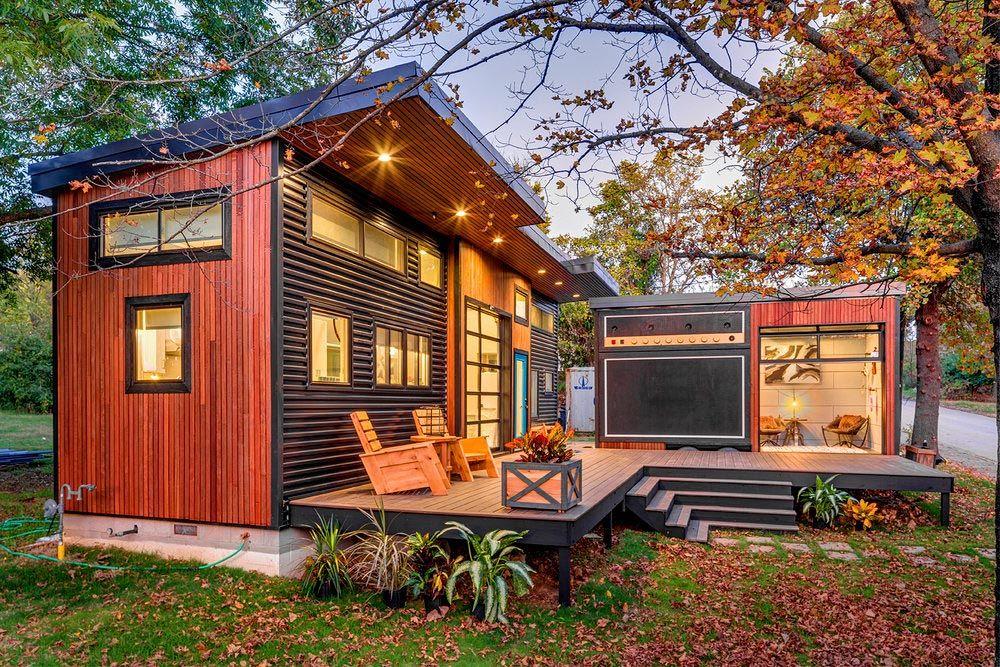 Amplified Tiny House Tiny House Nation Modern Tiny House Tiny