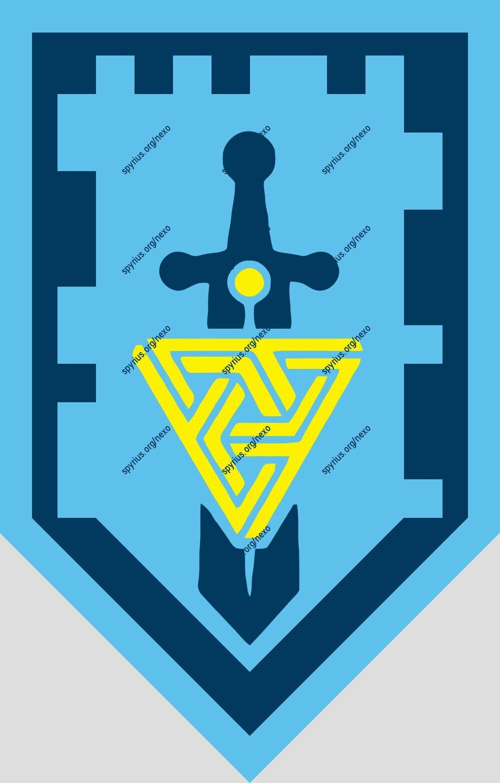 Fordito Knight Shield Nexo Knights Shields Lego Knights