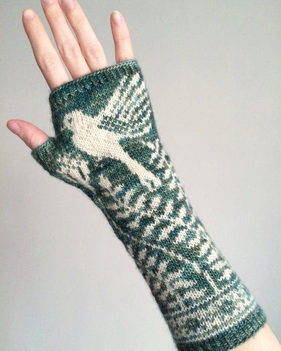 PDF Knitting Pattern - Mayfield Mitts