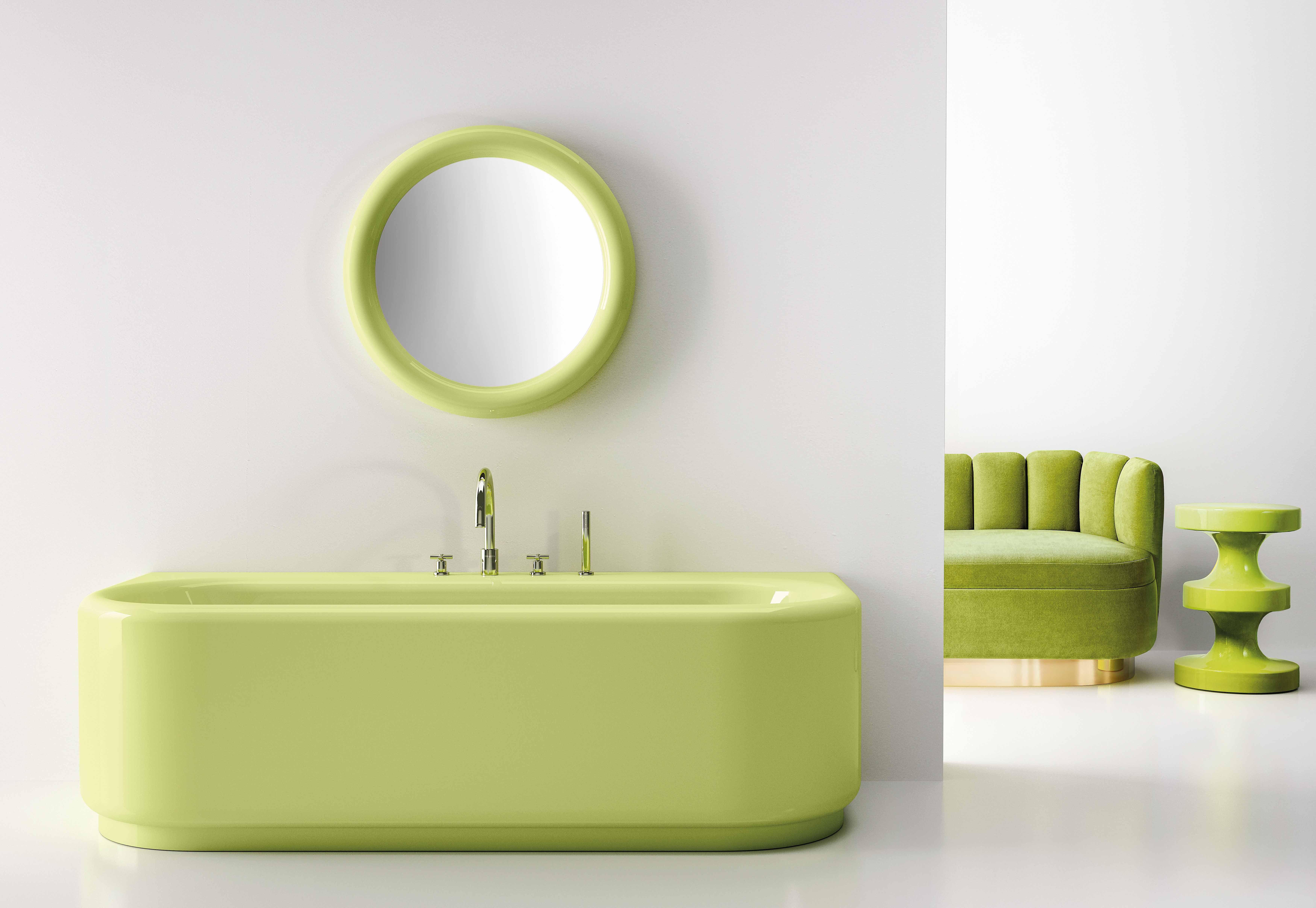 The Mahdavi Collection For Bisazza Modern Bathroom Luxury Bathroom Tiles Bathroom Design Luxury