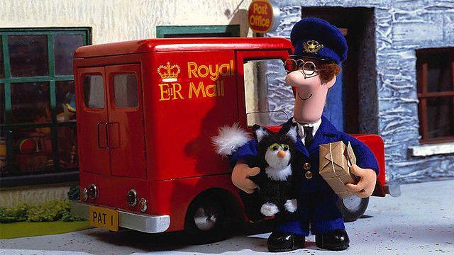 I Meet Postman Pat S Colleague Postman Pat Childrens Tv Postman
