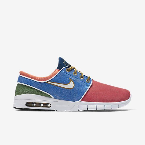 Nike SB Stefan Janoski Max L QS Holy Grail Mens Shoes 10 Rio