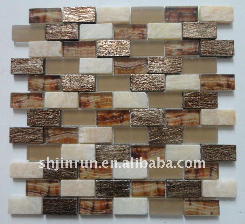 Glass Stone Mosaic Wall Tile - Buy Mosaic Tile,New Style Mosaic Tile ...