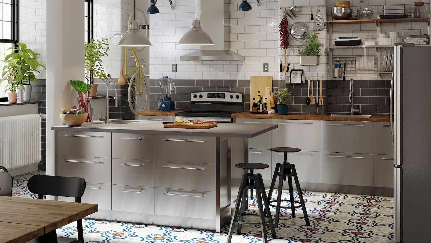 A gallery of kitchen inspiration in 2020 Kitchen