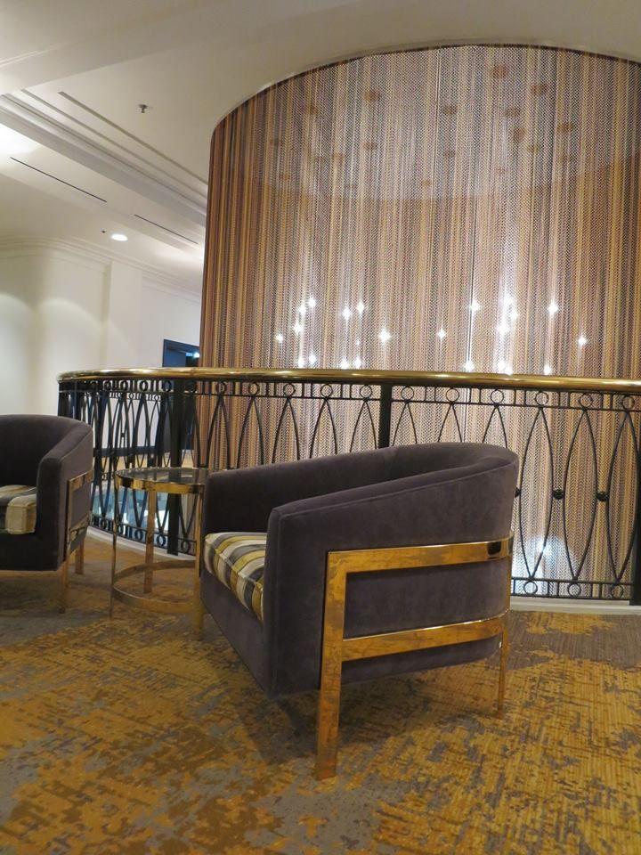Exceptional Admiral Semmes Hotel Mobile AL Designed By: Flick Mars #lighting #interior # Design