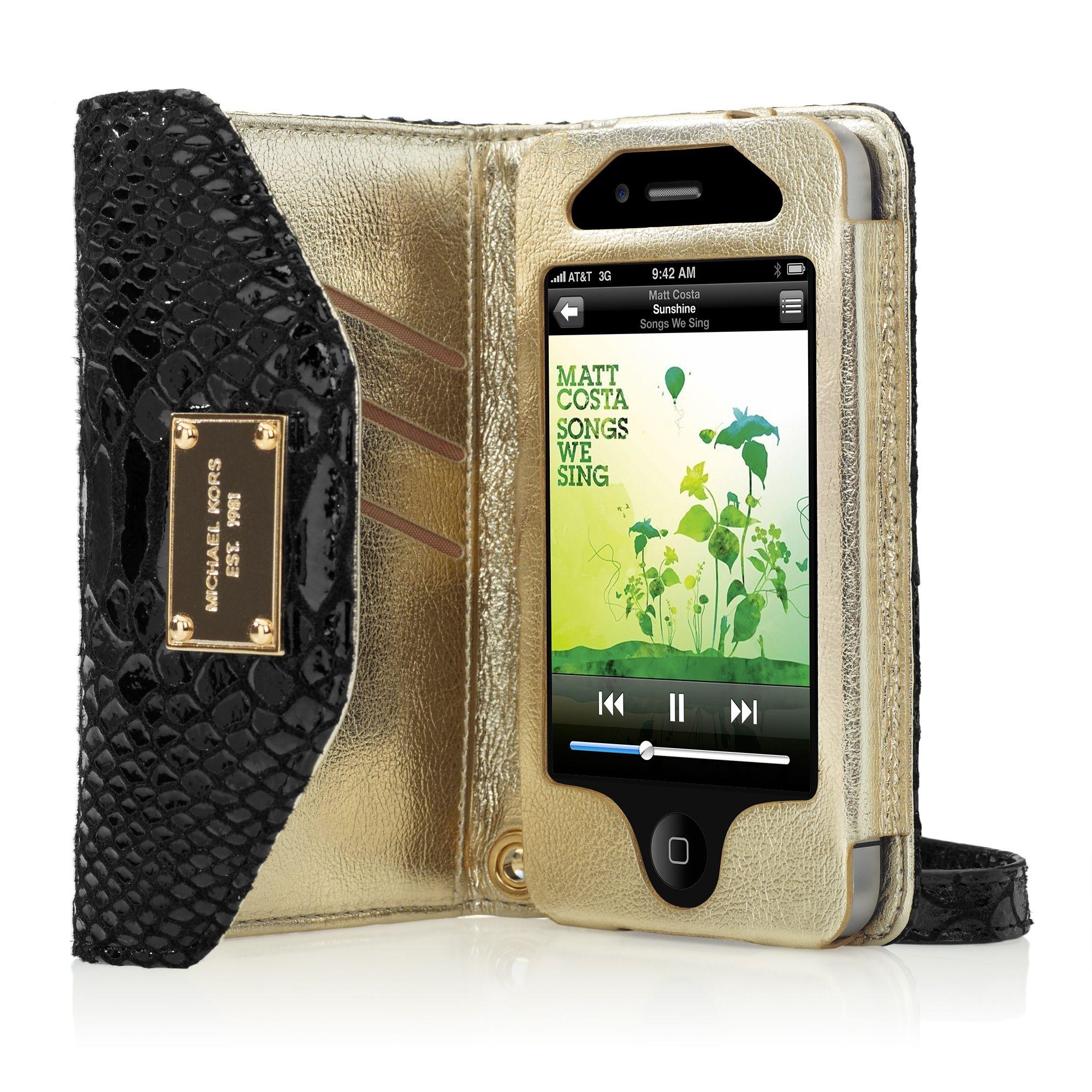 04367f353c3d Michael Kors iPhone wallet clutch! | Wish List | Michael kors wallet ...