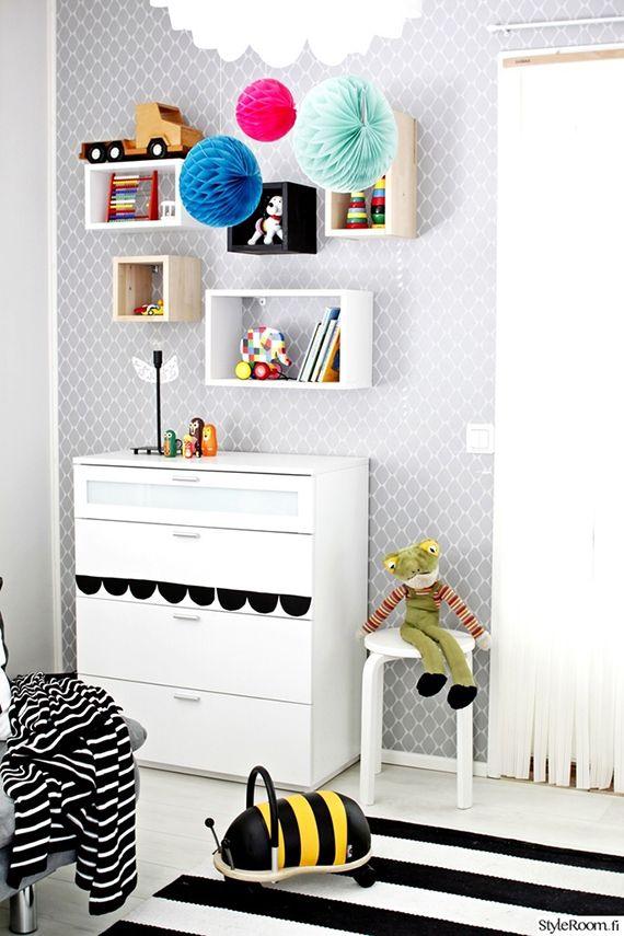 Scandinavian eclectic kids rooms for kids pinterest for Bett scandinavian design