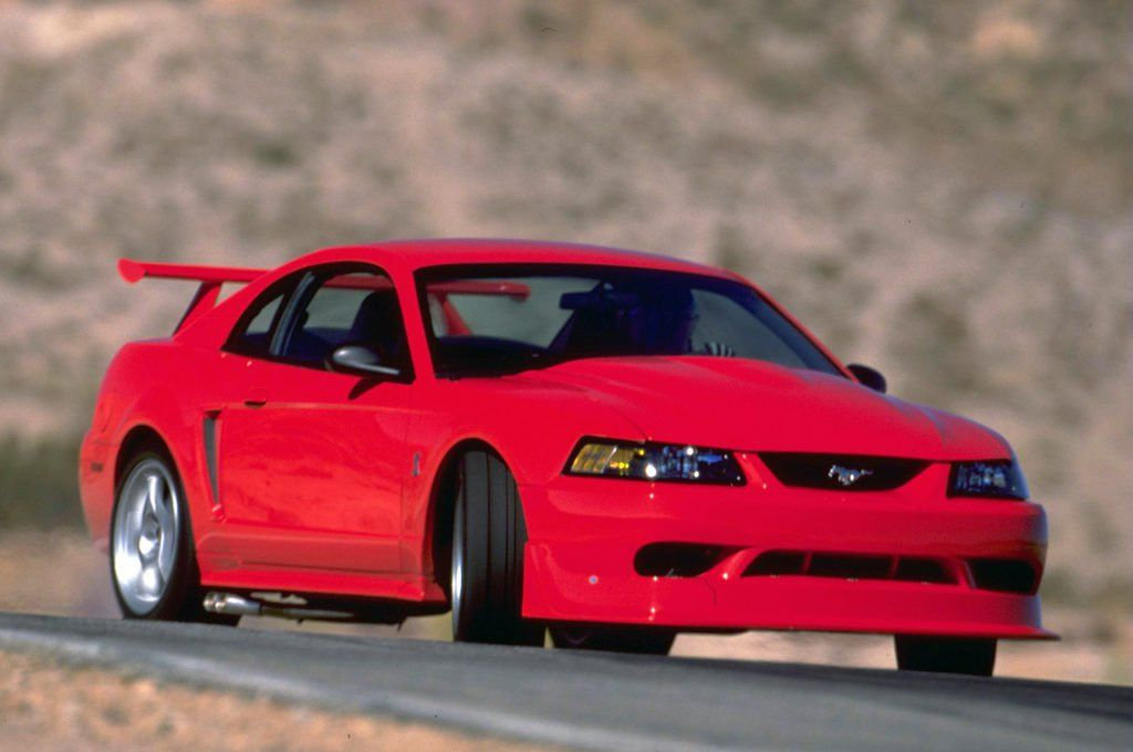 2000 Mustang Ford Cobra Svt New Cobra R