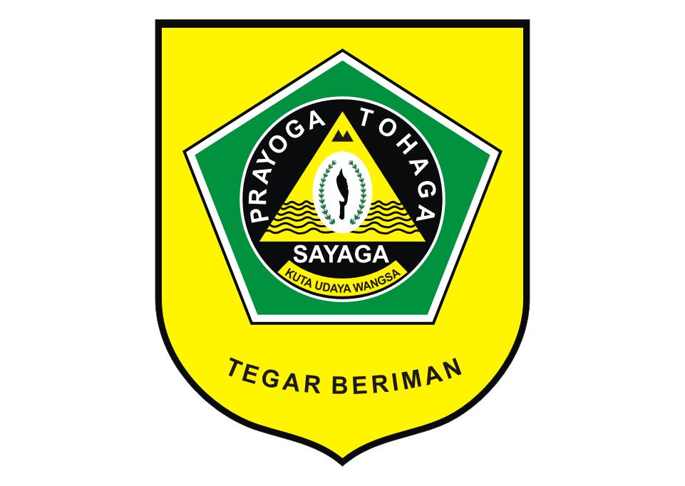 Logo Pemkab Bogor Vector Free Logo Vector Download Iman