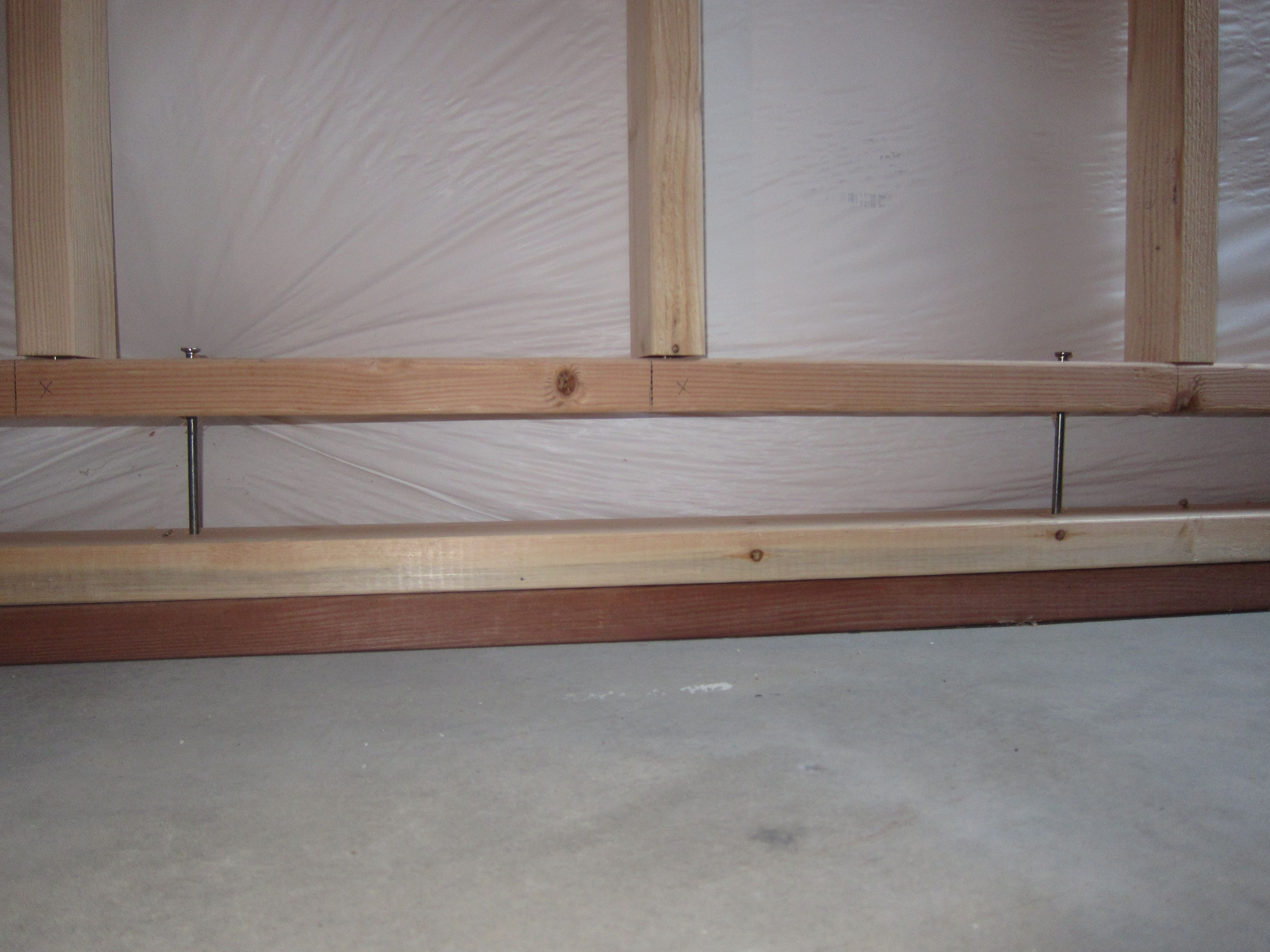 Floating Walls Required In Colorado Framing Stage My