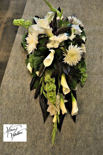 Funeral Flowers Hanna Kontturi Funeral Floral Funeral Flowers Altar Flowers