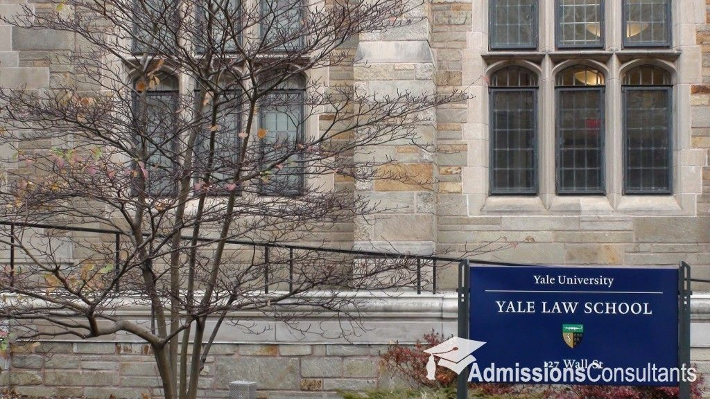 Yale Law Had The Highest Lsat Scores By A Slight Margin Over