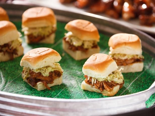 Pulled pork sliders with brussels sprouts slaw recipe pulled get pulled pork sliders with brussels sprouts slaw recipe from cooking channel forumfinder Choice Image