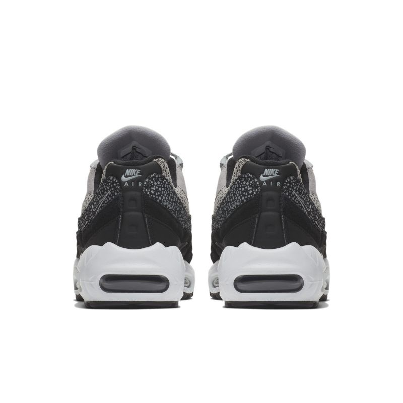 new product 26a4c 2dac1 Nike Air Max 95 Premium Contrast Women s Shoe - Black