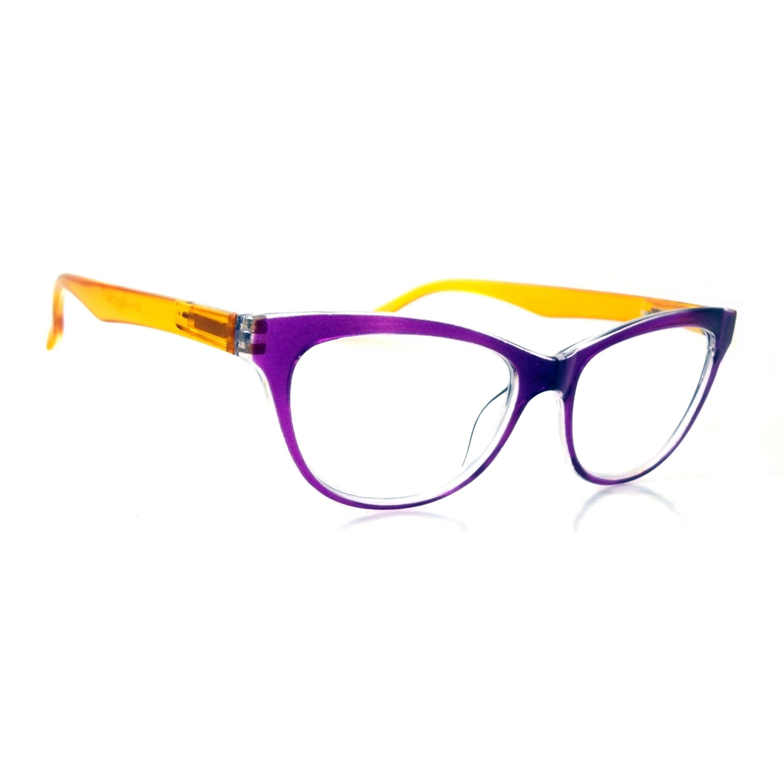 Fashion Cat Eye Reading Glasses Twine Vintage Spring