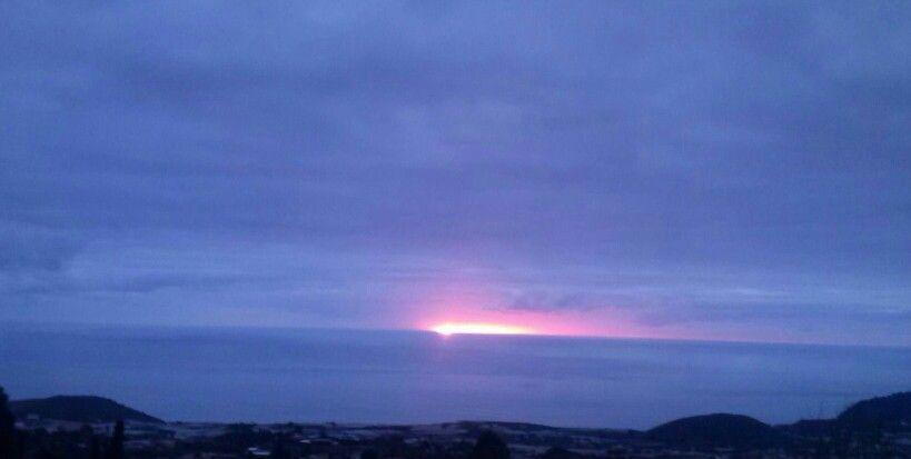 Mi puesta de sol